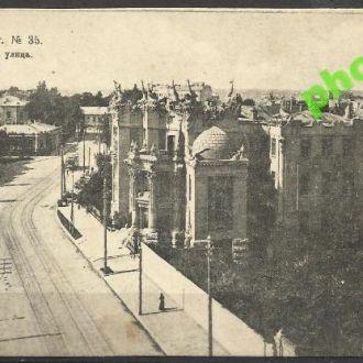 Россия 191 ? Киев №35 Банковская улица ПК