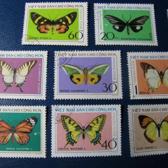 Фауна Метелики Бабочки