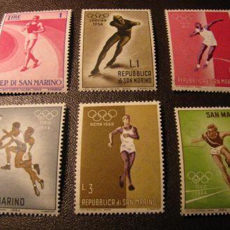 Спорт Сан-Маріно Сан Марино