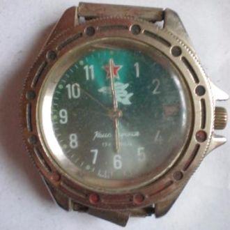часы Восток Командирские рабочий баланс 15105