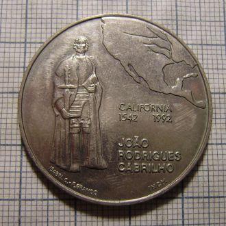 Португалия, 200 эскудо 1992 г.