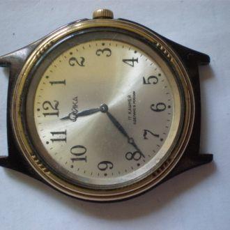 часы Чайка интересная модель 1006