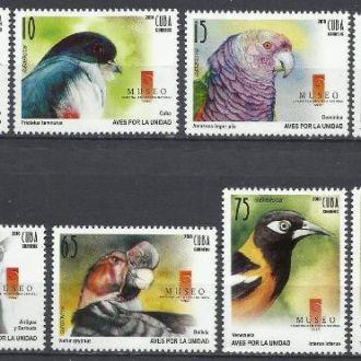 Куба 2010 фауна птицы 8м.**