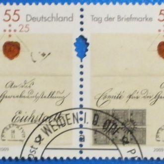 Германия. 2009 г. День марки