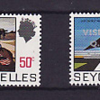 Британские колонии. Сейшеллы 1975г