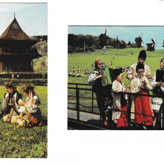 Календарики 1988 1989
