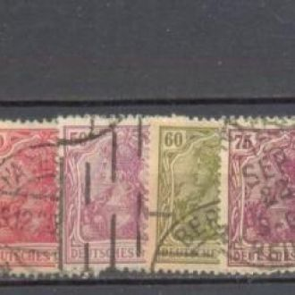 Германия Рейх 1920 классика №140-53 (стр11)