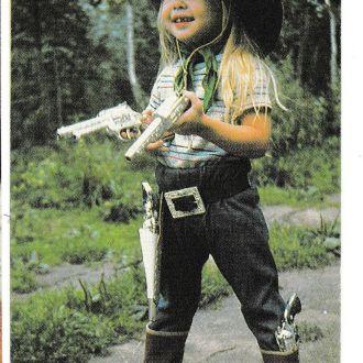 Календарик 1991
