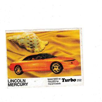 Вкладыш Turbo 252