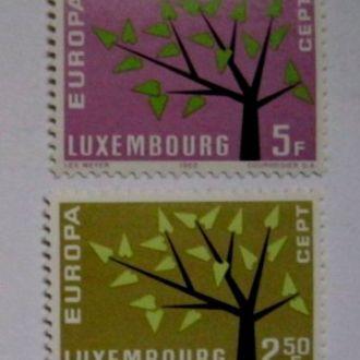 люксембург  europa   cept  А3