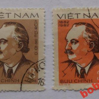 Вьетнам 1982 г