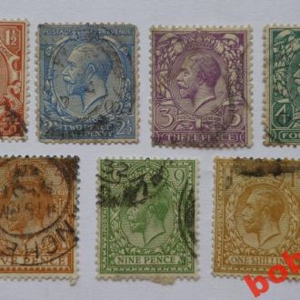 Англия  1924 г