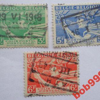 Бельгия 1945 г