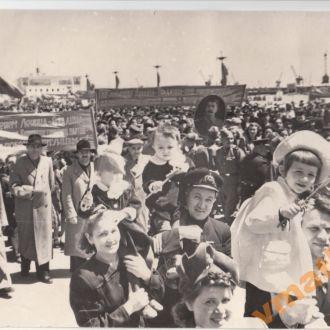 БАКУ парад МАЙ 1952 год