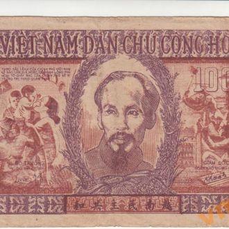 ВЬЕТНАМ 100 донг 1948 год с В/З