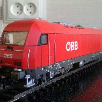 Дизельный локомотив Piko Herkules