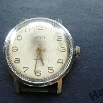 Часы Восток 18 камней СССР Редкая экспортная модель !
