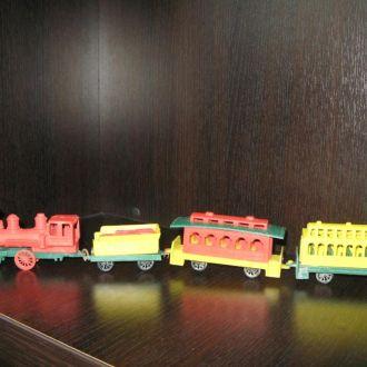 Поезд ФРГ (50-60ые годы)