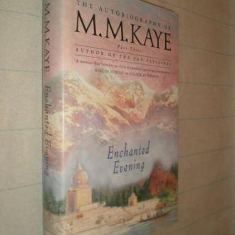 Книга на английском  KAYE M.M.  Enchanted Evening.
