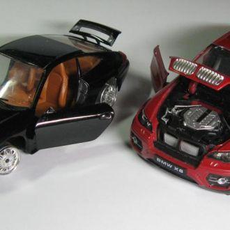Авто Porsche Carrera 1/24 и BMW X6 Распродажа!!!