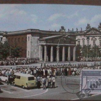 ГДР картмаксимум 6 архитектура