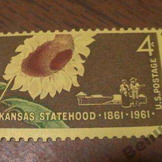 США MNH Канзас