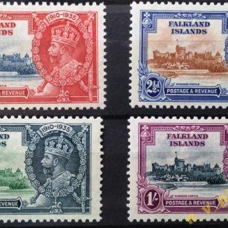 Фолклендские острова 1935 король Георг V MNH