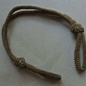 Рант ( витой шнур-филигран.)