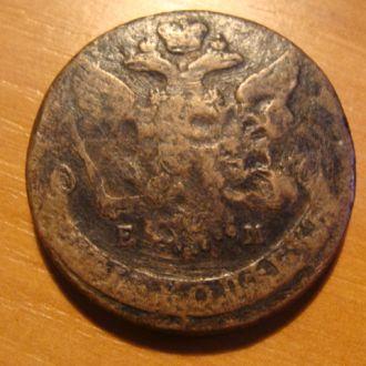 5 копеек 1763 год