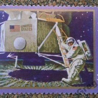 марки Доминика космос не частая