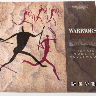 Frankie Goes To Hollywood - Warriors, 12""