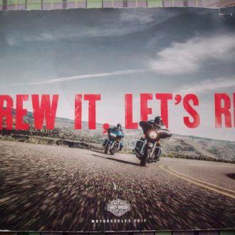 Каталог Harley-Davidson 2015