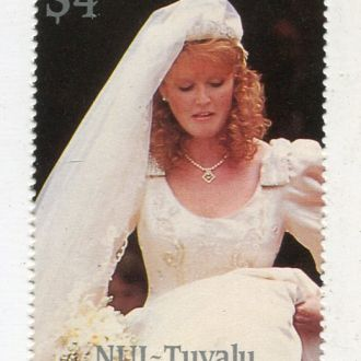 Тувалу Принцесса Диана