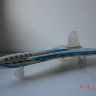 Самолет маленький аерофлот СССР