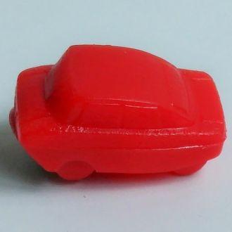 Спортивная красная машина. Игрушка ссср.