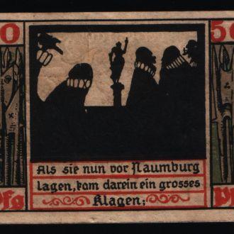 Германия нотгельд 50 пфенингов 1920 г