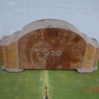 Часы настольные редкое дерево в реставрацию