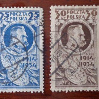 Польша,1934г,Пелсуцкий