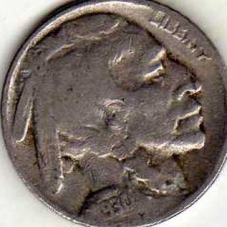 США 5 центов 1930