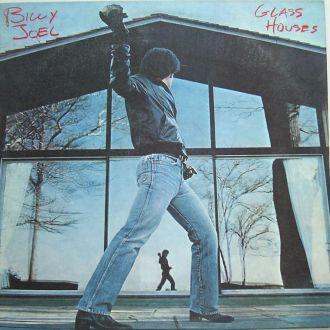 BILLY JOEL  Glass Houses  LP  VG++/EX