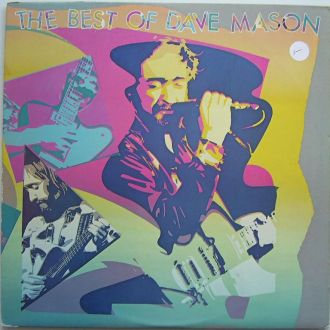 DAVE MASON  (Fleetwood Mac, Traffic) The Best.. LP