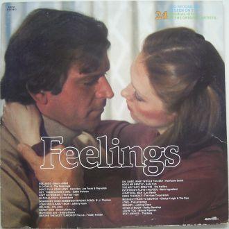 Various  Feelings  2LP