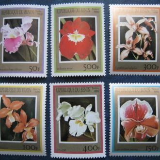 флора  растения цветы кактусы деревья БЕНИН