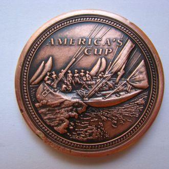 Медаль Кубок Америки 1992г.