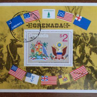 Гренада история