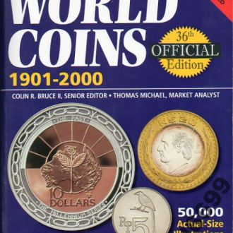 KRAUSE WORLD COINS 1901 - 2000