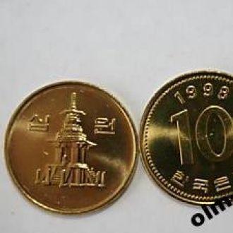 Korea Southern / Южная Корея - 10 Won 2006 UNC OLM