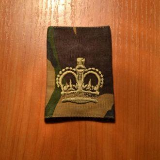 Погон-муфта Великобритания Уорент-офицер 2кл (б/у)