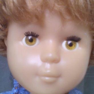 Кукла СССР отличная, но без ручки или ищу ей ручку