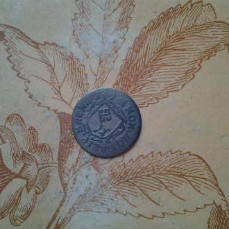 Бремен, 1 гротен 1747 г.Серебро